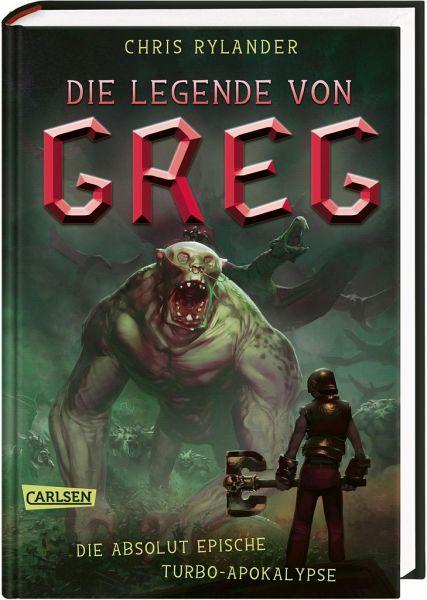 Buch-Reihe Die Legende von Greg