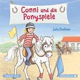 Conni und die Ponyspiele, 1 Audio-CD