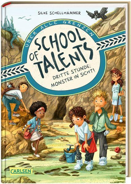 Buch-Reihe School of Talents