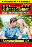 Heimat-Roman Treueband 26 - Sammelband (eBook, ePUB)