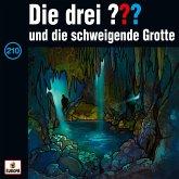 Folge 210: Die drei ??? und die schweigende Grotte (MP3-Download)