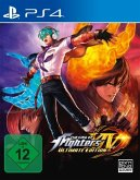 The King of Fighter XIV Ultimate Edition (PlayStation 4)