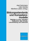 Bildungsstandards und Kompetenzmodelle (eBook, PDF)