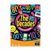 Jumbo 19830 - The Decades, 80er und 90er Jahre Partyspiel