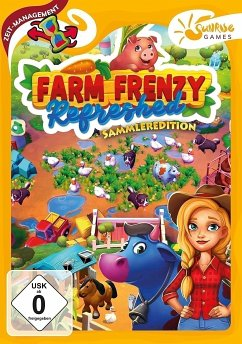 Farm Frenzy Refreshed - Sammleredition (PC)