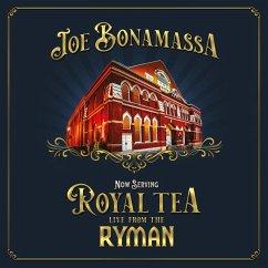 Now Serving: Royal Tea Live From The Ryman (Cd) - Bonamassa,Joe