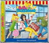 Bibi Blocksberg - Chaos am Flughafen, 1 Audio-CD