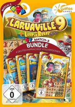 Laruaville 9 Bundle (+ Lost In Reefs) (PC)
