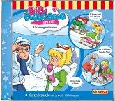 Bibi Blocksberg erzählt - Schneegeschichten, 1 Audio-CD