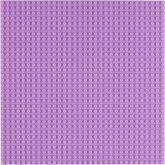 Open Bricks Baseplate 32x32 lavender (2)