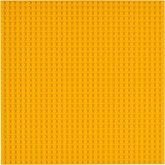 Open Bricks Baseplate 32x32 yellow (2)