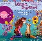 Liliane Susewind - Eine Freundin für den Fuchs, 1 Audio-CD