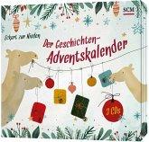 Der Geschichten-Adventskalender, Audio-CD