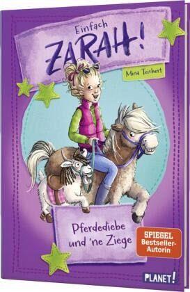 Buch-Reihe Einfach Zarah!