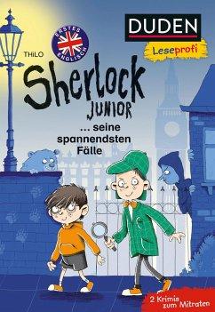 Duden Leseprofi - Sherlock Junior ... seine spannendsten Fälle, Erstes Englisch - Thilo