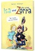 Sei mutig wie ein Puma! / Isa und die wilde Zorra Bd.1