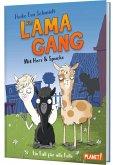 Ein Fall für alle Felle / Die Lama-Gang. Mit Herz & Spucke Bd.1