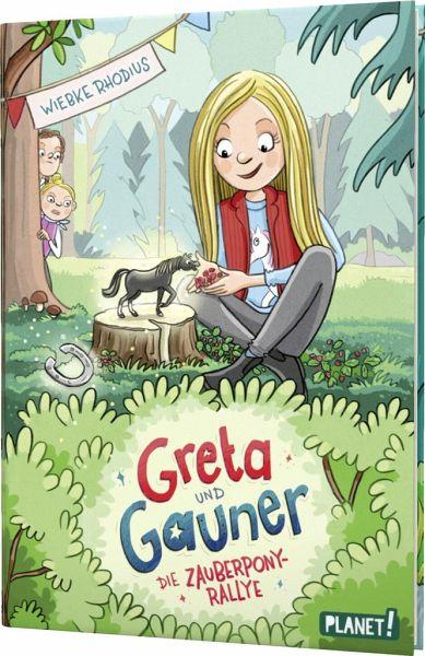 Buch-Reihe Greta und Gauner
