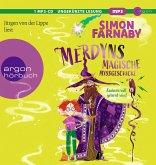 Merdyns magische Missgeschicke: Zaubern will gelernt sein! / Merdyn Bd.1 (MP3-CD)