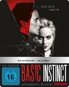 Basic Instinct Limited Steelbook
