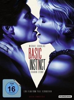 Basic Instinct Digital Remastered - Michael Douglas,Sharon Stone,George Dzundza