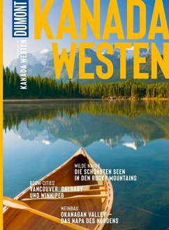 DuMont BILDATLAS Kanada Westen (eBook, PDF) - Imre, Manuela