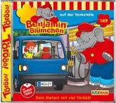 Benjamin Blümchen - auf der Tankstelle, 1 Audio-CD
