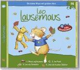 Leo Lausemaus - Und die bunten Blätter, 1 Audio-CD