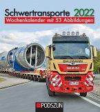 Schwertransporte 2022