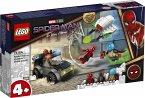 LEGO® 76184 Marvel Super Heroes Mysterios Drohnenattacke auf Spider-Man