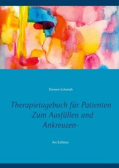 Therapietagebuch für Patienten. Zum Ausfüllen und Ankreuzen.