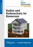 Radon und Radonschutz im Bauwesen.