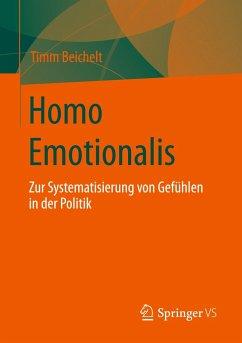 Homo Emotionalis - Beichelt, Timm