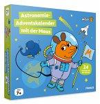 Astronomie-Adventskalender mit der Maus