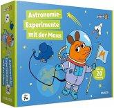 Astronomie-Experimente mit der Maus