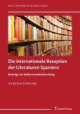 Die internationale Rezeption der Literaturen Spaniens