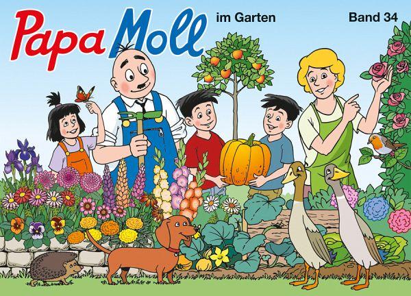 Buch-Reihe Papa Moll