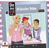 Falscher Ruhm / Die drei Ausrufezeichen Bd.76 (1 Audio-CD)