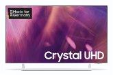 Samsung GU43AU9089UXZG weiß 108 cm (43 Zoll) Fernseher (4K / Ultra HD)