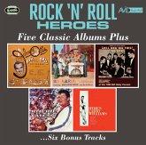Rock'N Roll Heroes-Five Classic Albums Plus