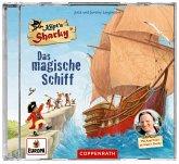 CD Hörspiel: Käpt'n Sharky - Das magische Schiff, Audio-CD