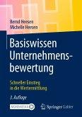 Basiswissen Unternehmensbewertung (eBook, PDF)