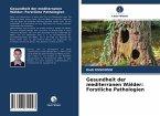 Gesundheit der mediterranen Wälder: Forstliche Pathologien