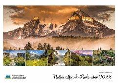 Nationalpark Berchtesgaden Kalender 2022 - Hildebrandt, Marika