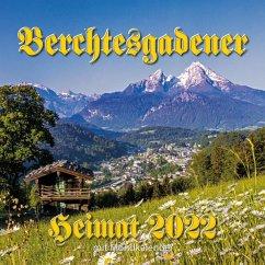 Berchtesgadener Heimatkalender 2022 - Verlag Plenk Berchtesgaden GmbH & Co. KG