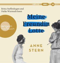 Meine Freundin Lotte - Stern, Anne