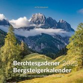 Berchtesgadener Bergsteigerkalender 2022