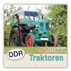 Trötsch Broschürenkalender DDR-Traktoren 2022