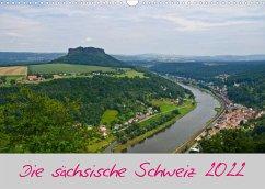 Die sächsische Schweiz 2022 (Wandkalender 2022 DIN A3 quer)