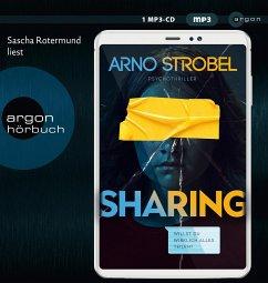 Sharing - Willst du wirklich alles teilen? - Strobel, Arno